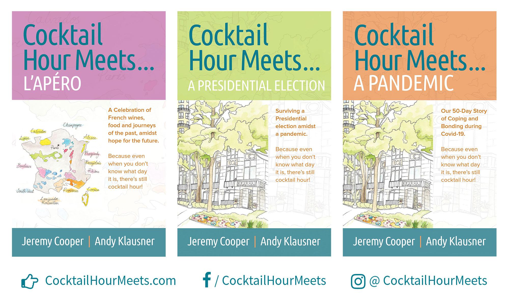Cocktail Hour Meets...A PANDEMIC